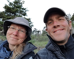 Walking Across Canada in the Name of Bird Conservation