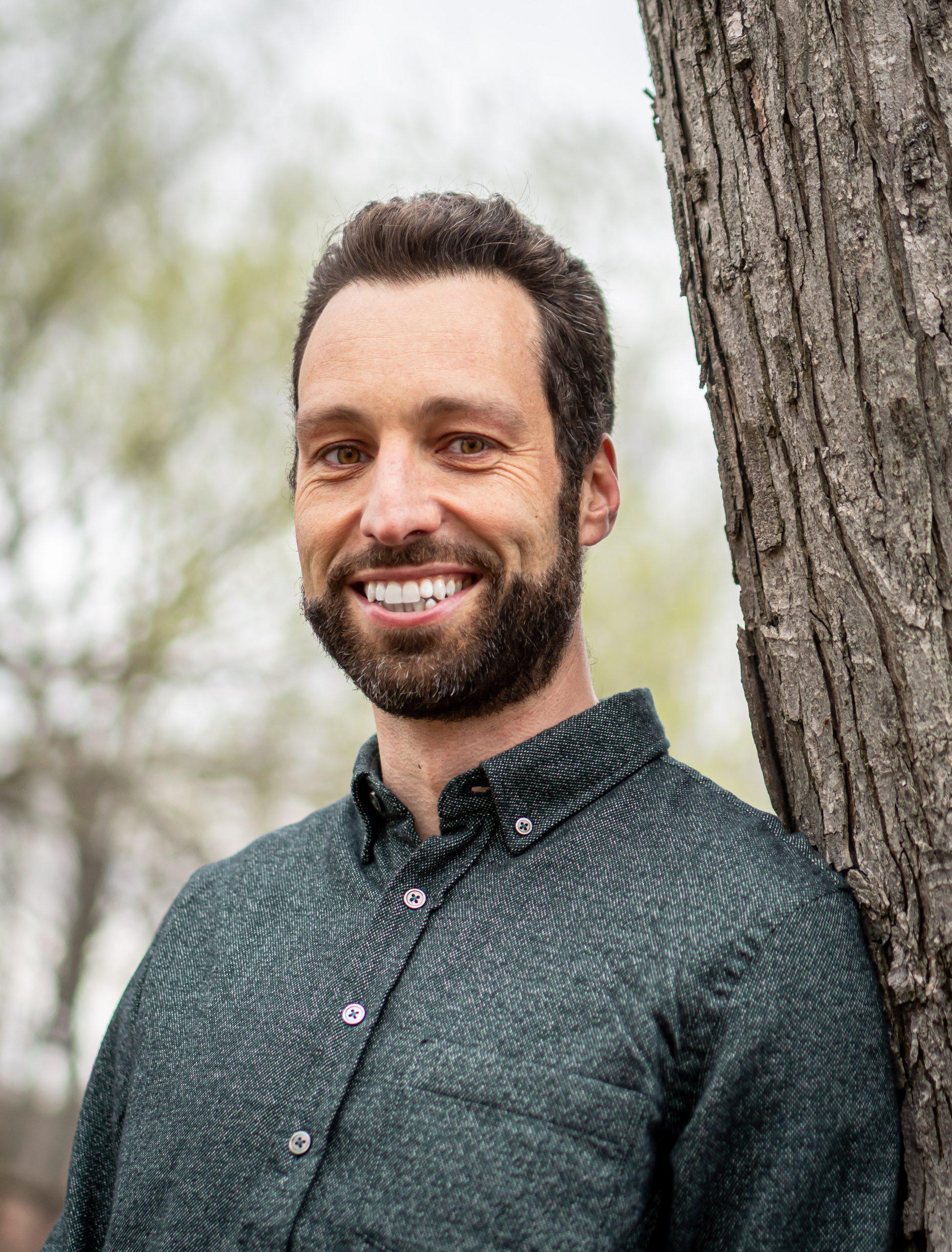 New president of Birds Canada, Patrick Nadeau