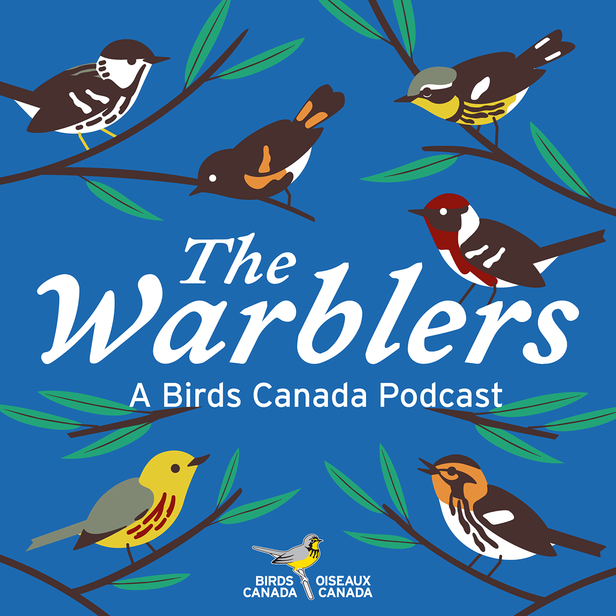 """Coming soon: """"The Warblers"""" podcast will inform, entertain, inspire!"""